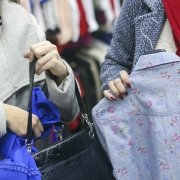 Two female customers attempts to steal store merchandise