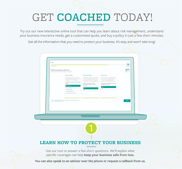 TruShield Infographic- Step 1 Leann hoe to protect your Business